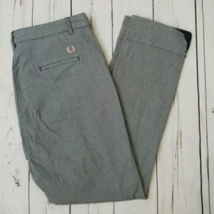 Fred Perry x Amy Winehouse Cropped Pants RARE
